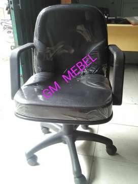 GM MEBEL. Kursi Manager Kantor Pekanbaru