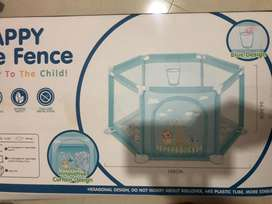 Pagar mainan untuk anak anak