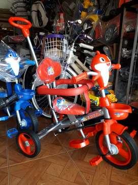 Sepeda anak bisa di antar langsung