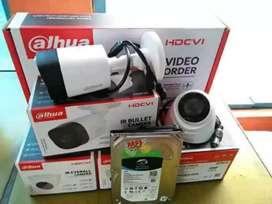 Paket CCTV bayar setelah terinstalasi  Pasang