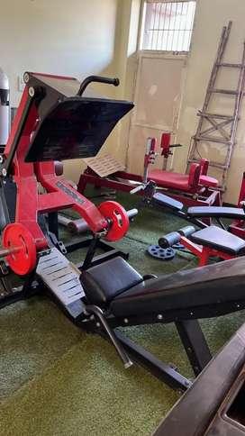 Gym station/ setup imported demo peice