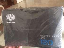 Sell my cooler master liquid cooler 120