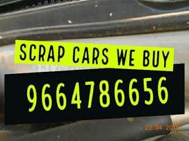 Jebe. Rusted cars scrap unused old 15 years old cars scrap we buy