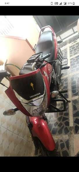 Honda unicorn 150 red colour