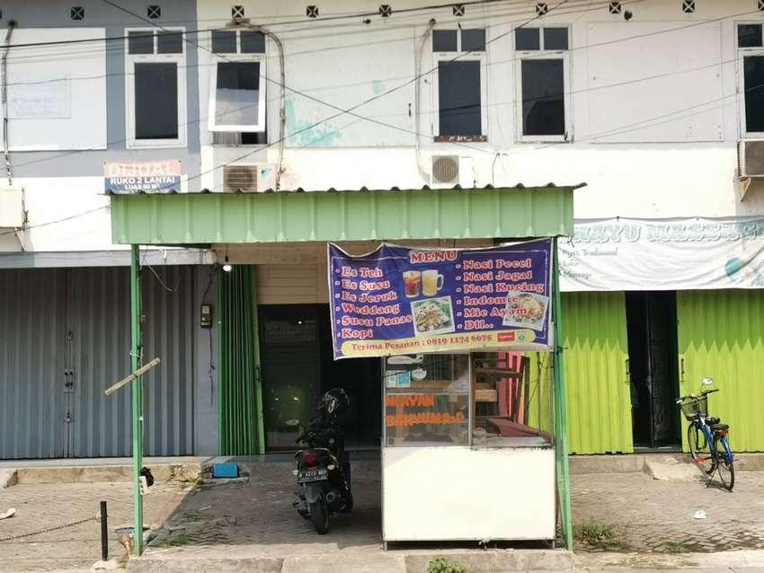 Ruko Di Borobudur Dekat SPBU Karawaci Tangerang
