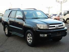 Get Toyota Surf 2005 on easy installment Markup 6% only from MGi.pvt