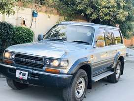 Land Cruiser VX limited For sale