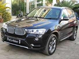 BMW X3 xdrive-20d xLine, 2017, Diesel