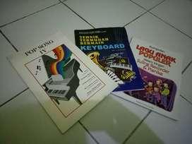 Borongan buku musik anak