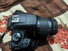 Canon 1300D with 18-55mm lens DSLR camera