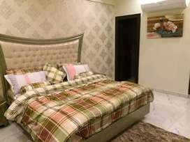 Luxury furnish two bedrooms apartment on rent in bahria ph 4