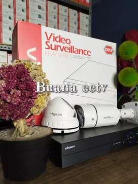 SIAP PASANG CCTV CAMERA-PROMO PAKET FULL SET ALL MERK
