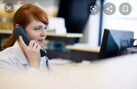 Front office females vacancies in New office and Ltd companies freshe