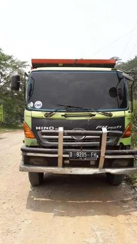 Hino dump th 2008