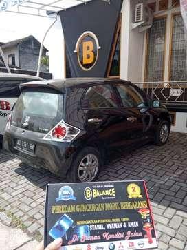 Bantu STABILKAN dg BALANCE Damper, Mobil kurang STABIL/alami gruduk2