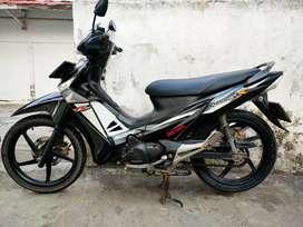 Honda Supra x cw 125 taon 2014