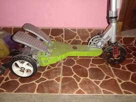 Scotter pedal merk hp
