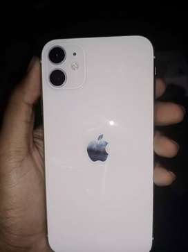 IPhone 11 128 GB 2 month old urgent sell