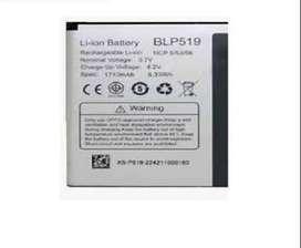 Battery OPPO U701/R819/BLP-519 :WKYK Service HP