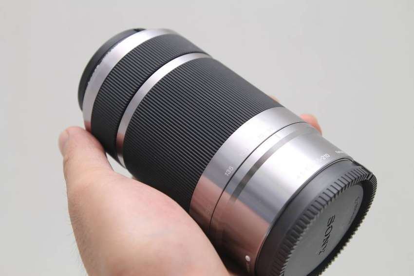 Lensa Tele Sony 55-210mm F4.5-6.3 OSS MURAH Ex Garansi Resmi 0