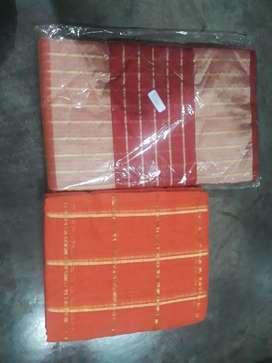 Cotton new saree
