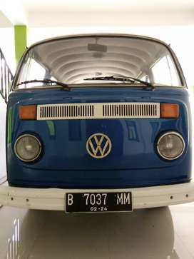VW Kombi Jerman 1973
