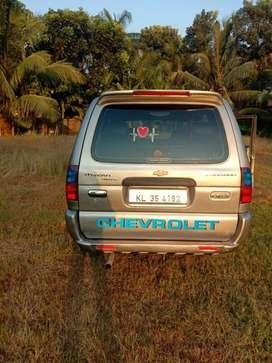 Chevrolet Tavera B1 7-Seater - BS III, 2007, Diesel