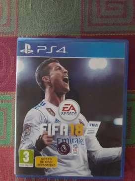 PS4/Fifa 18