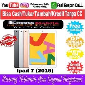 "ipad 7 [2019/10""/128GB/Wifi+4G] New Apple SPesiaL TemPat Kredit DP"