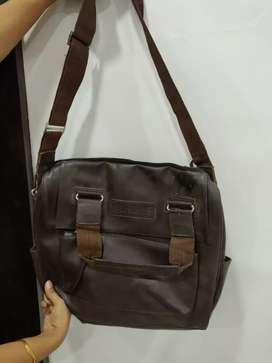 Lether bags