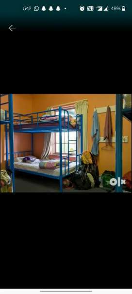 Ladies Paying Guest/hostel (meals included)