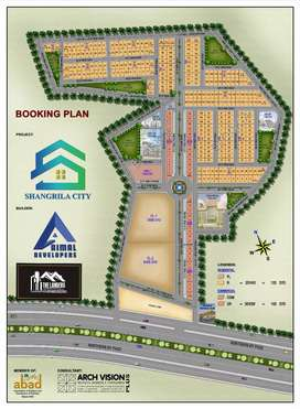 Great opportunity 125 SY Res plots at shangrila city northern bypass