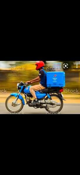 Domino's Delivery Boy