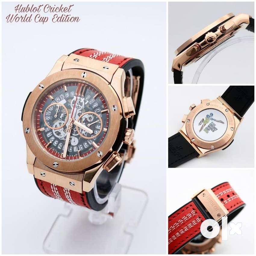 Brand new stylish watch for men 0