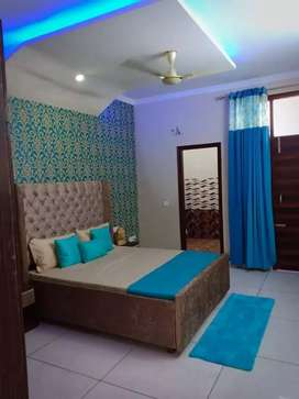 1bhk fully furnished flat in 12.90 with multiple offers in mohali, 115