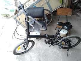 Sepeda lipat murmer
