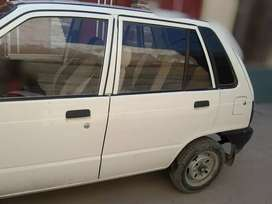 Mehran vx , AC fitted , condition saaf no damage , condition 10/9