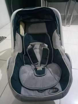 Car seat second