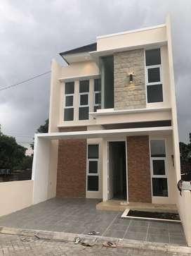 PROMO Akhir Tahun diskon 100juta perumahan baru dekat Balai Kota Jogja