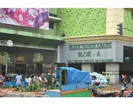 Disewakan kios blok A pasar tanah abang