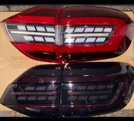 Endeavour taillight taillamp taillights taillamps tail light tail lamp