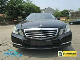 [Lulus Inspeksi] Mobil Go - Mercedes Benz E200 CGI 2012 - Bisa Kredit