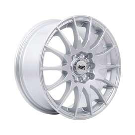 VELG MOBIL HSR-Maudus-1178-Ring-15x65-H8x100-1143-ET45-Silver1