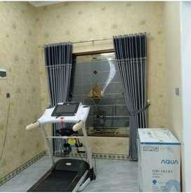 Gorden curtain blinds dan walpaper bahan bekualitas