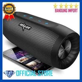 Speaker Bluetooth Dual Bass dengan Powerbank 4000mAh