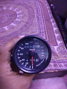 Universal meter for bikes