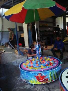 mainan anak edukasi pancingan elektrik ikan magnet TERBARUU 11