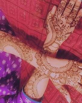 Bridal mehendi designer orders