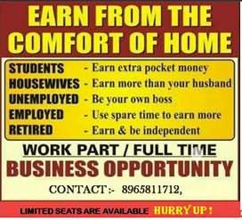 Get Part Time & Full Time Job