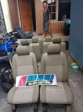 Jok mobil bekas ready